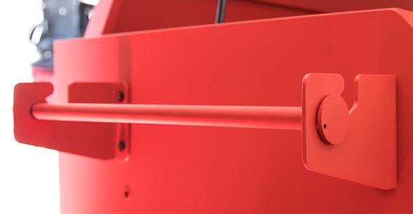 Milwaukee 46-Inch Premium Tool Storage Combo Paper Tower Roll Holder