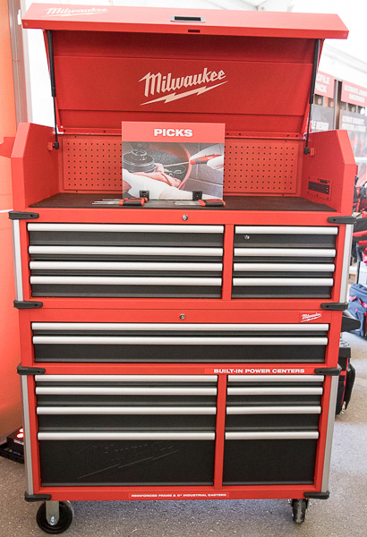 New Milwaukee Premium 46 Tool Storage Combo Is Bigger