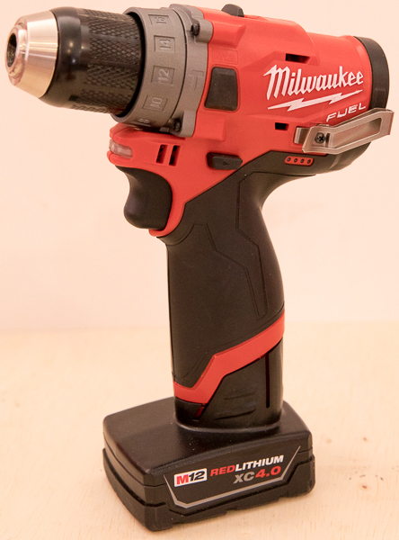 Milwaukee M12 Fuel Brushless Hammer Drill 2nd Generation