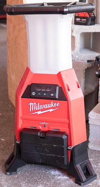 Milwaukee M18 Radius Site Light with One-Key