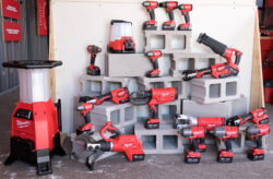 Sneak Peek: This is Every New Milwaukee Tool We Saw at NPS17