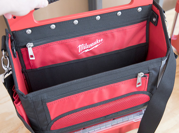 Milwaukee Packout Medium Tool Bag Empty