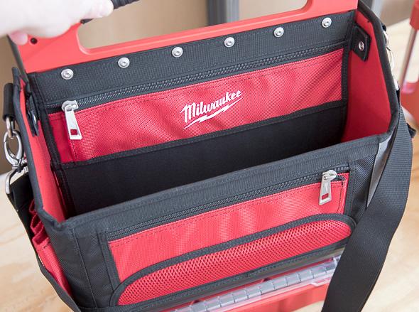 Milwaukee Packout Medium Tool Bag Empty