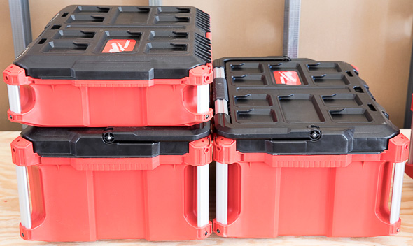 Milwaukee Packout Tool Storage Double Size Tool Box Potential
