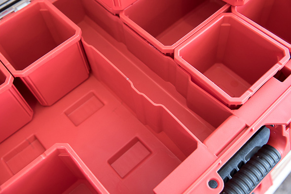 Milwaukee Packout Tool Storage Large Organizer Central Compartment