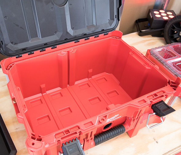 Milwaukee Packout Tool Storage Large Tool Box Empty