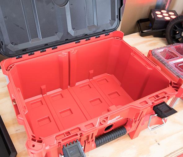Milwaukee Packout Tool Storage Large Tool Box Empty