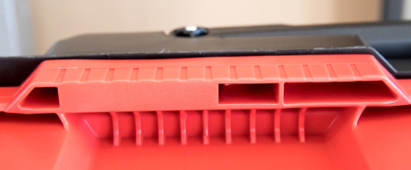 Milwaukee Packout Tool Storage Large Tool Box Side Handle