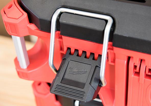 Milwaukee Packout Tool Storage Locking Latch