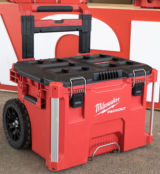 Milwaukee Packout Tool Boxes And Storage System In Photos