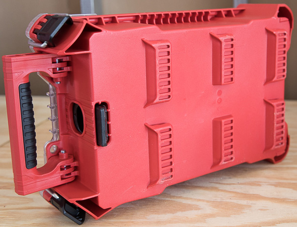Milwaukee Packout Tool Storage Small Organizer Bottom Cleats