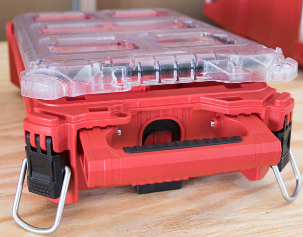 Milwaukee Packout Tool Storage Small Organizer Cannot Close