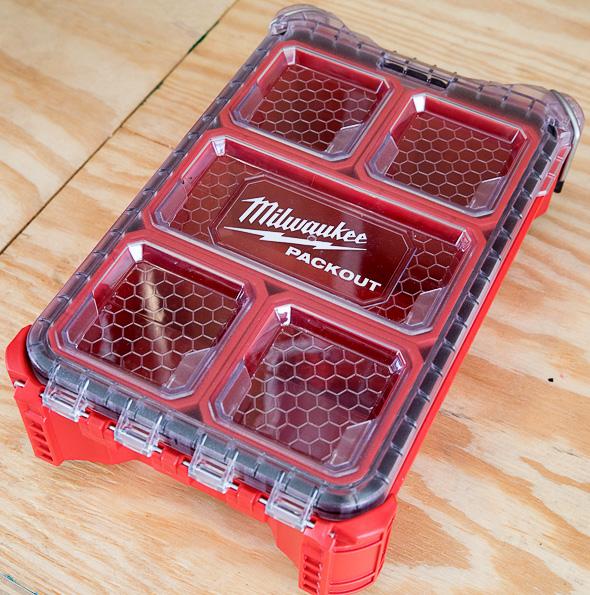 Milwaukee Packout Tool Storage Small Organizer