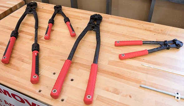 Milwaukee Tool Bolt Cutters