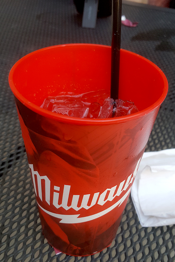 Milwaukee Tool Cup