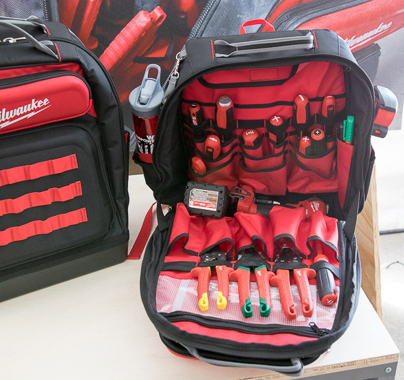 Milwaukee Ultimate Tool Backpack