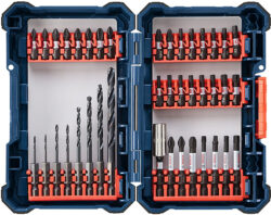 Bosch Custom Case System – Modular Drill and Screwdriver Bit Storage