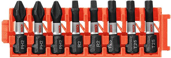 Bosch Custom Case System Insert Bit Rail