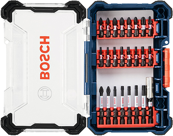 Bosch Custom Case System Small Case 24pc Starter Set