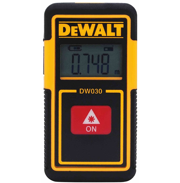 Dewalt DW030PL 30ft Laser Distance Measuring Tool
