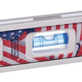 Empire American Flag Torpedo Level