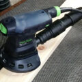 Festool Pro 5 LTD in use