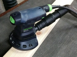 A First-Time Festool Owner's Impression of the Pro 5 LTD Random Orbital Sander