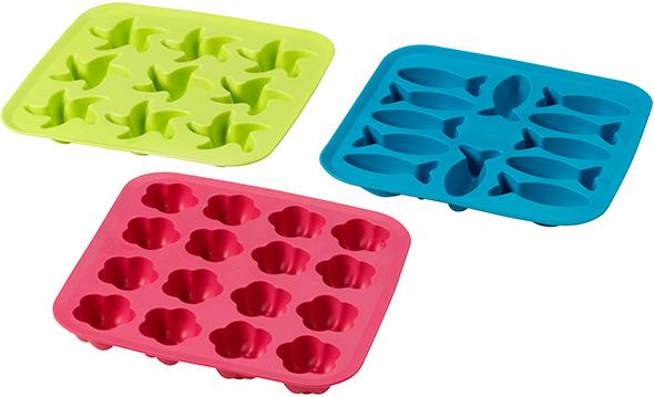 Ikea Plastis Ice Cube Trays