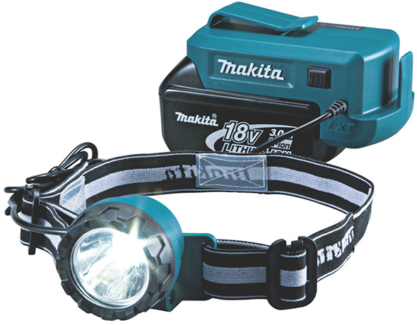 Makita DML800 18V LED Headlamp International Version