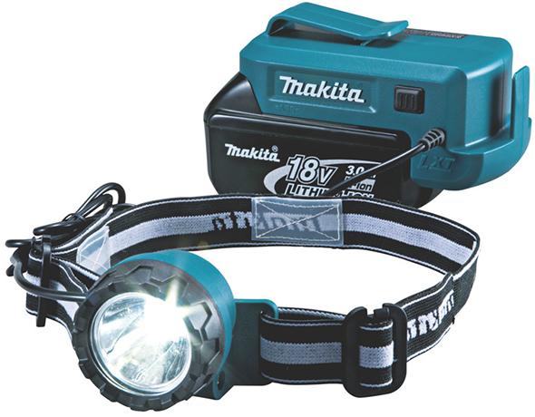 Makita DML800 18V LED Headlamp International Version
