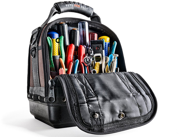 Veto Pro Pac MC Bag Filled Pockets
