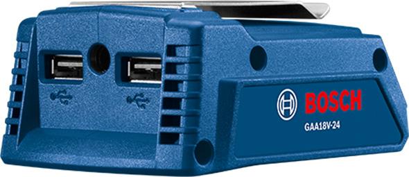 Bosch 18V USB Power Source GAA18V-24N