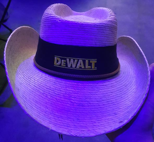 Dewalt Cowboy Hat