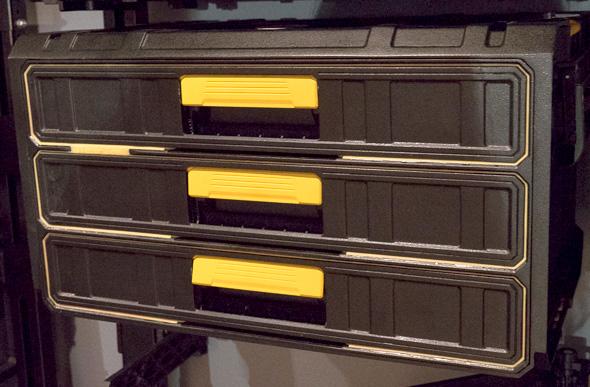 Dewalt ToughSystem 3-Drawer Tool Box