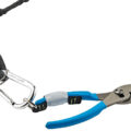 Ergodyne Tool Tether Attached to Pliers