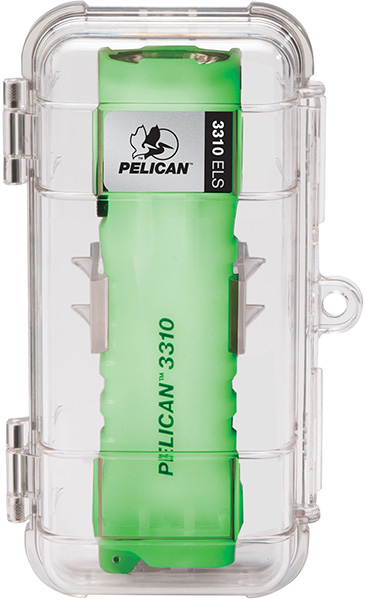 Pelican 3310 Glow In The Dark Led Flashlight