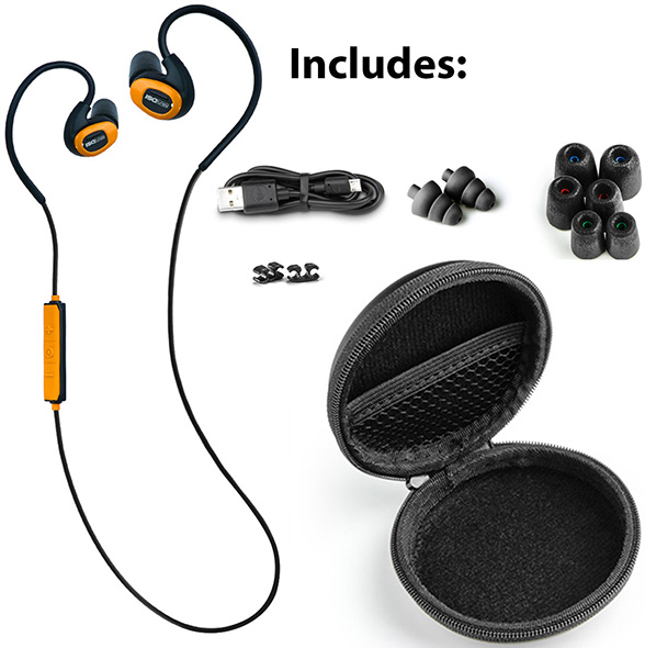 isotunes pro bluetooth hearing protection earbuds review. Black Bedroom Furniture Sets. Home Design Ideas