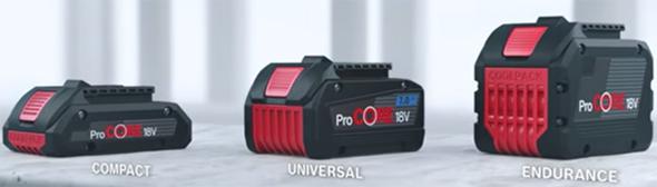 Bosch ProCore Battery Pack Series