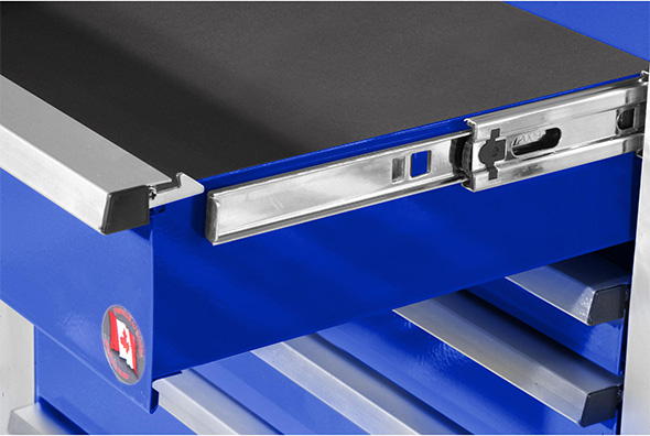 New International Tool Integrated Latch Shd Tool Storage