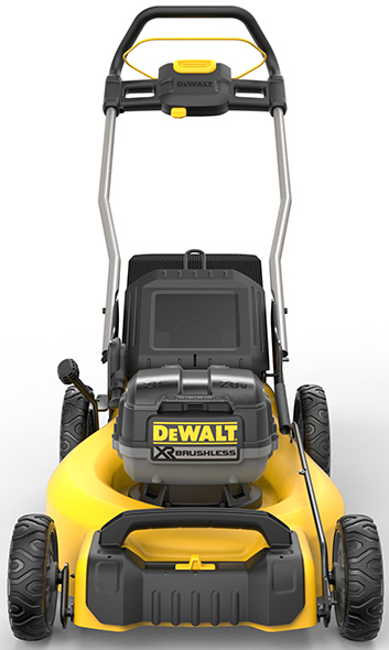 Dewalt 2x 20V Max Brushless Mower front