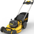 Dewalt 2x 20V Max Brushless Mower other side