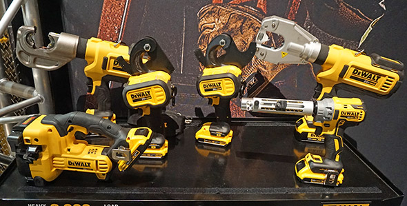 Dewalt Electrical Tools