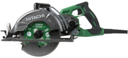 New Hitachi Worm Drive Saw