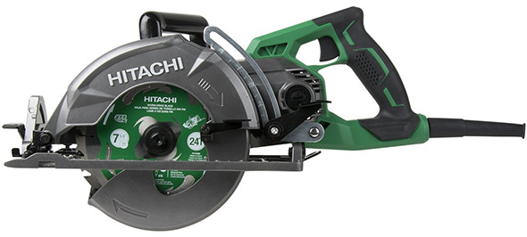 Hitachi C7WDM Worm Drive Saw