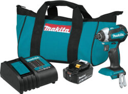 New Makita XDT131 18V Budget Brushless Impact Driver Kit