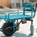 Makita XUC01X2 Brushless Power-Assisted Dolly with Rear Wheels