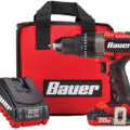 Bauer Cordless Drill Kit