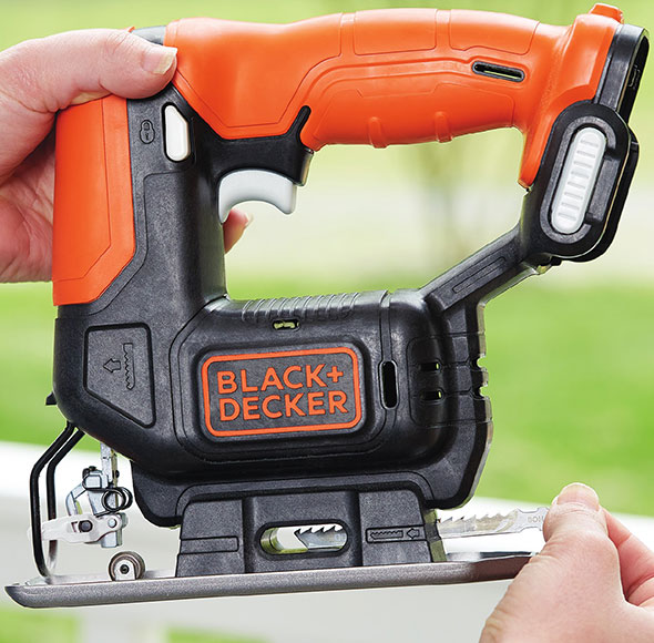 Black and Decker GoPak Jigsaw
