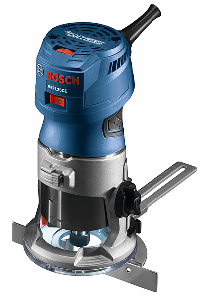 Bosch GKF125CE Colt Router with Edge Guide