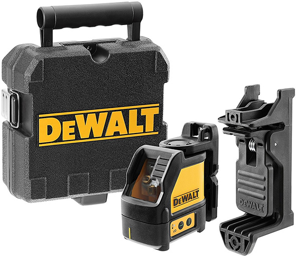Deals Of The Day Dewalt Laser Level Bundle Small Butcher Block Garage Storage Products 10 24 17
